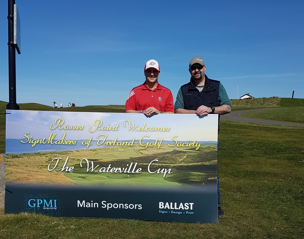 Sign Makers Of Ireland Golf Society Gpmi